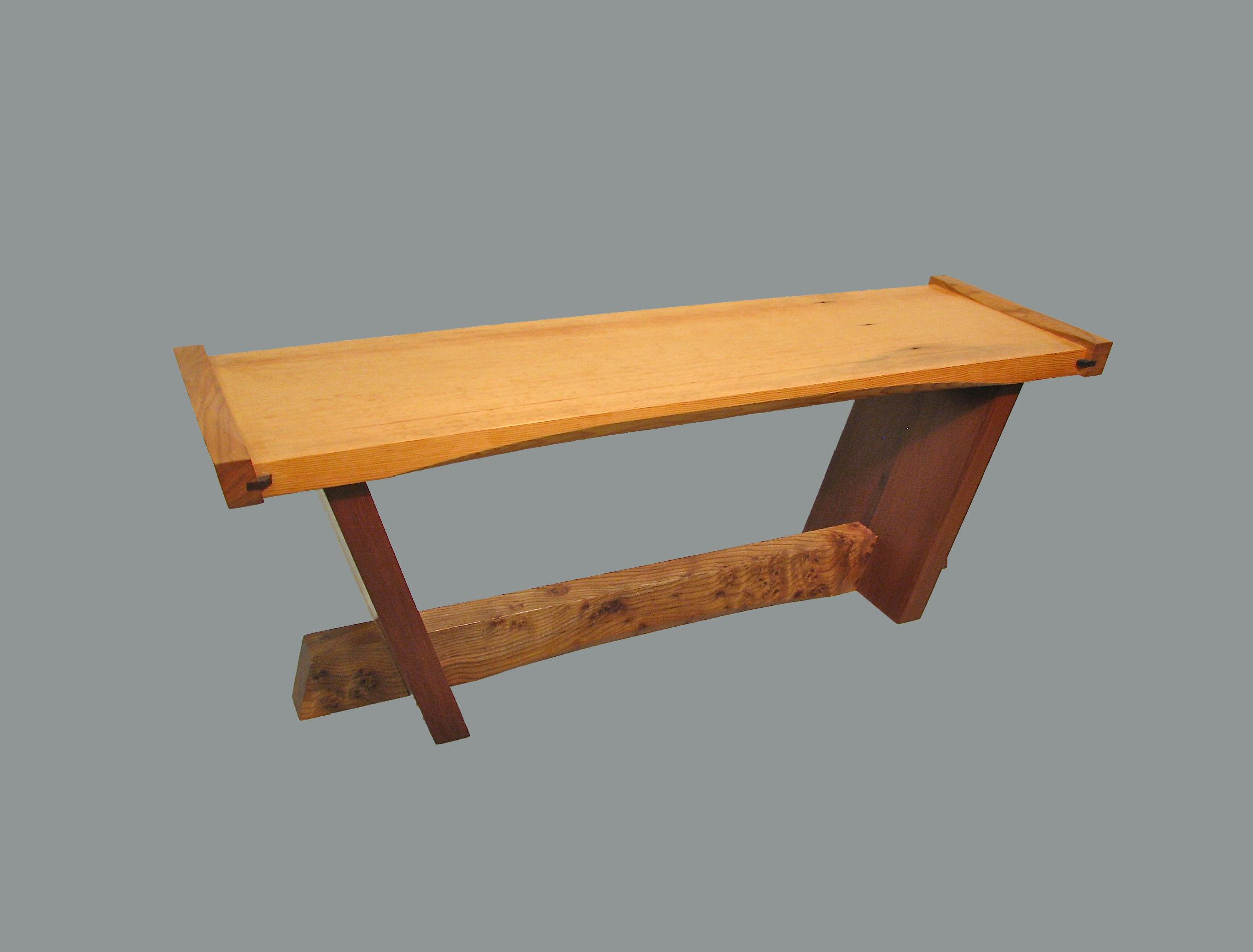 Fir Bench