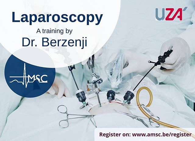 The Antwerp Medical Students Congress 2018 will feature a workshop on laparoscopy!  Make sure to register as a participant on www.amsc.be/register!  Follow AMSC on Facebook: https://www.facebook.com/AntwerpMSC/  and Instagram: @antwerpmsc for more!