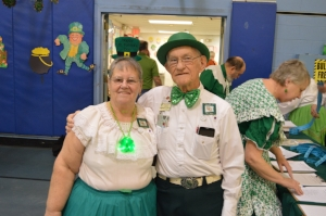 March 2018 St. Patrick's Day Dance