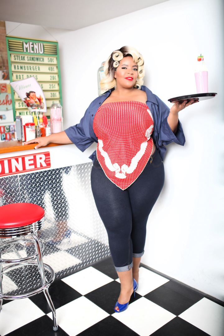 Chicago-Pinup-Photographer-Shakes-and-Checkered-Floors