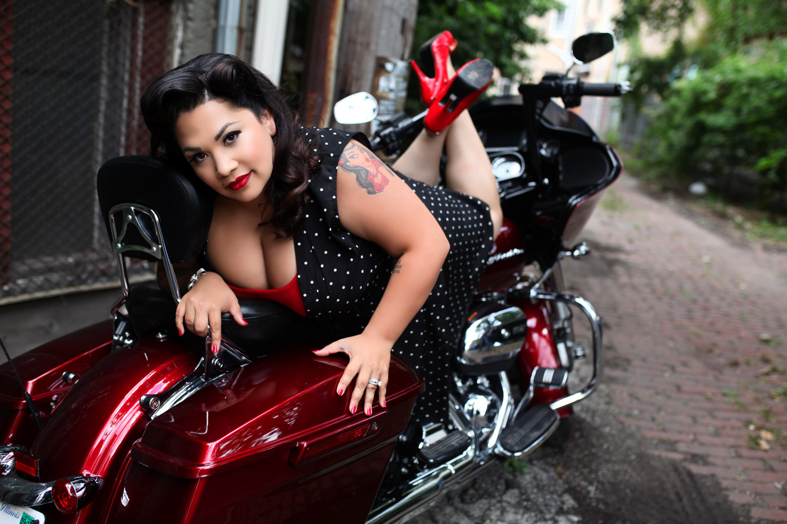 Chicago-Pinup-Photographer-Motorcycle-Babe