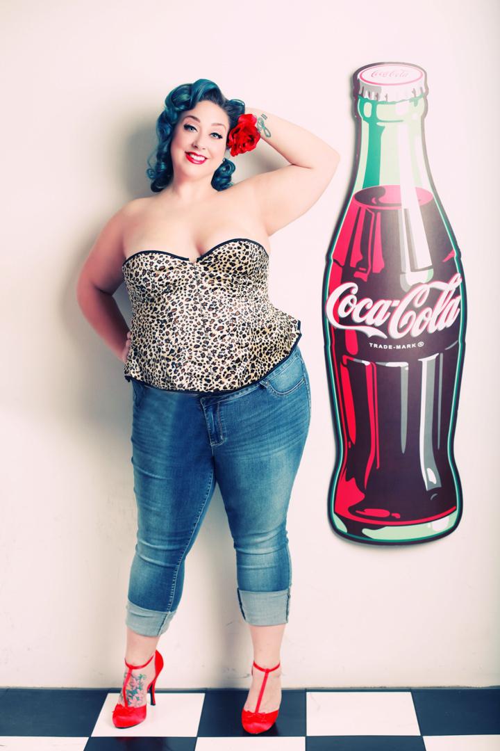 Chicago-Pinup-Photographer-Coca-Cola-Classic