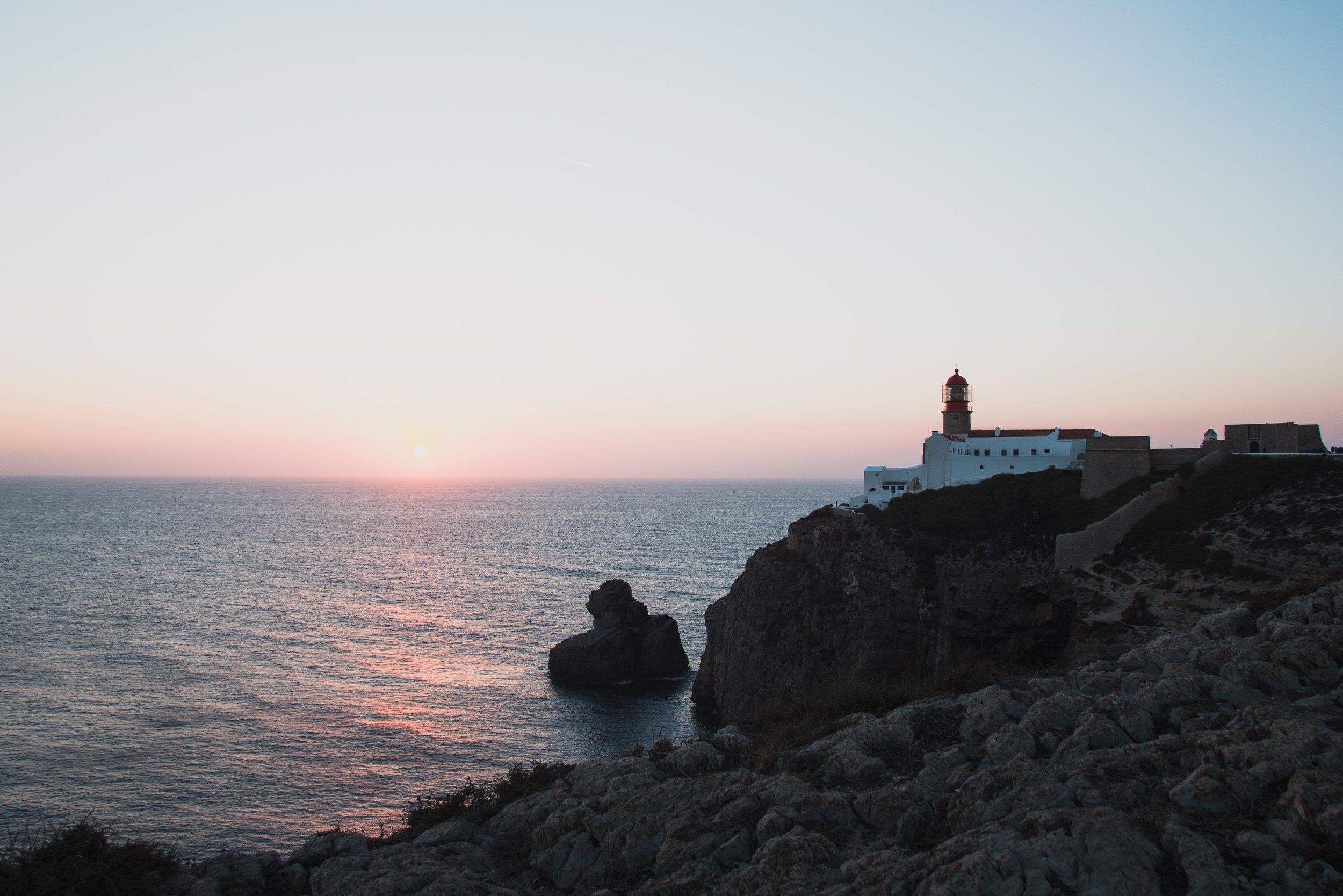 Sagres-Südwestlichster Punkt Europas-Leuchtturm.jpg