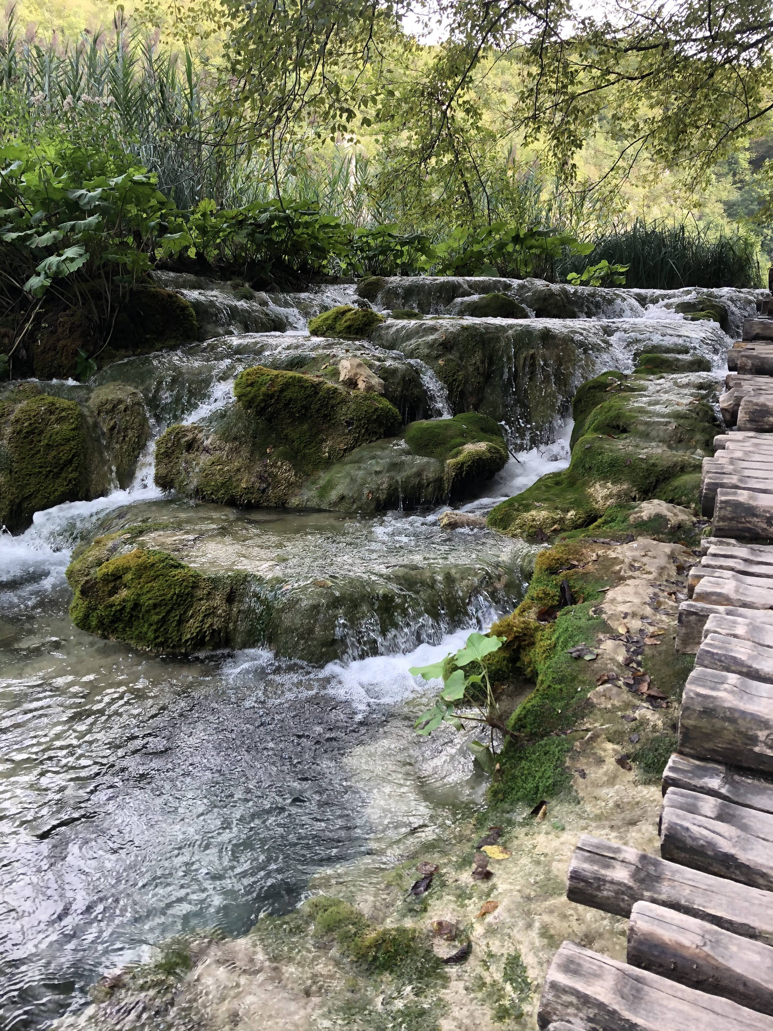 National Parks Plitvice Lakes in Croatia