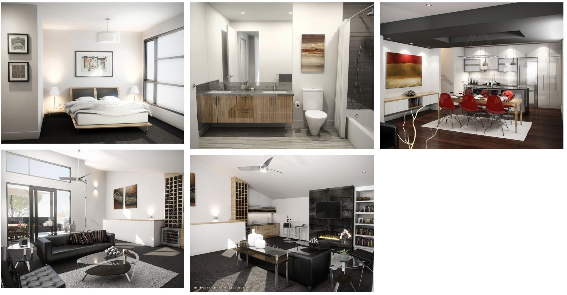 Bridgeland Developments Eight Interior