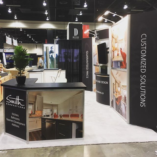 We are ready! Come down to the Calgary Renovation Show at the BMO Centre this weekend, January 11-13. Find us in booth 360 and get ready to refresh your space. Buy tickets NOW & save with promo code: SMITH 🏠 🔨👌 . . Link for tickets in bio . . @yychomeshows #CRS19 #yychomeshow #calgaryhomeshow #smithrenovationsyyc  #reno #homerenovation #calgaryhome #yychomes  #yycrenovations #yycbuilder #customhomes #customrenovations #designbuild #yycliving #dailyhivecalgary #yycliving #yycdesign #yyccontractor  #expert #customizedsolutions