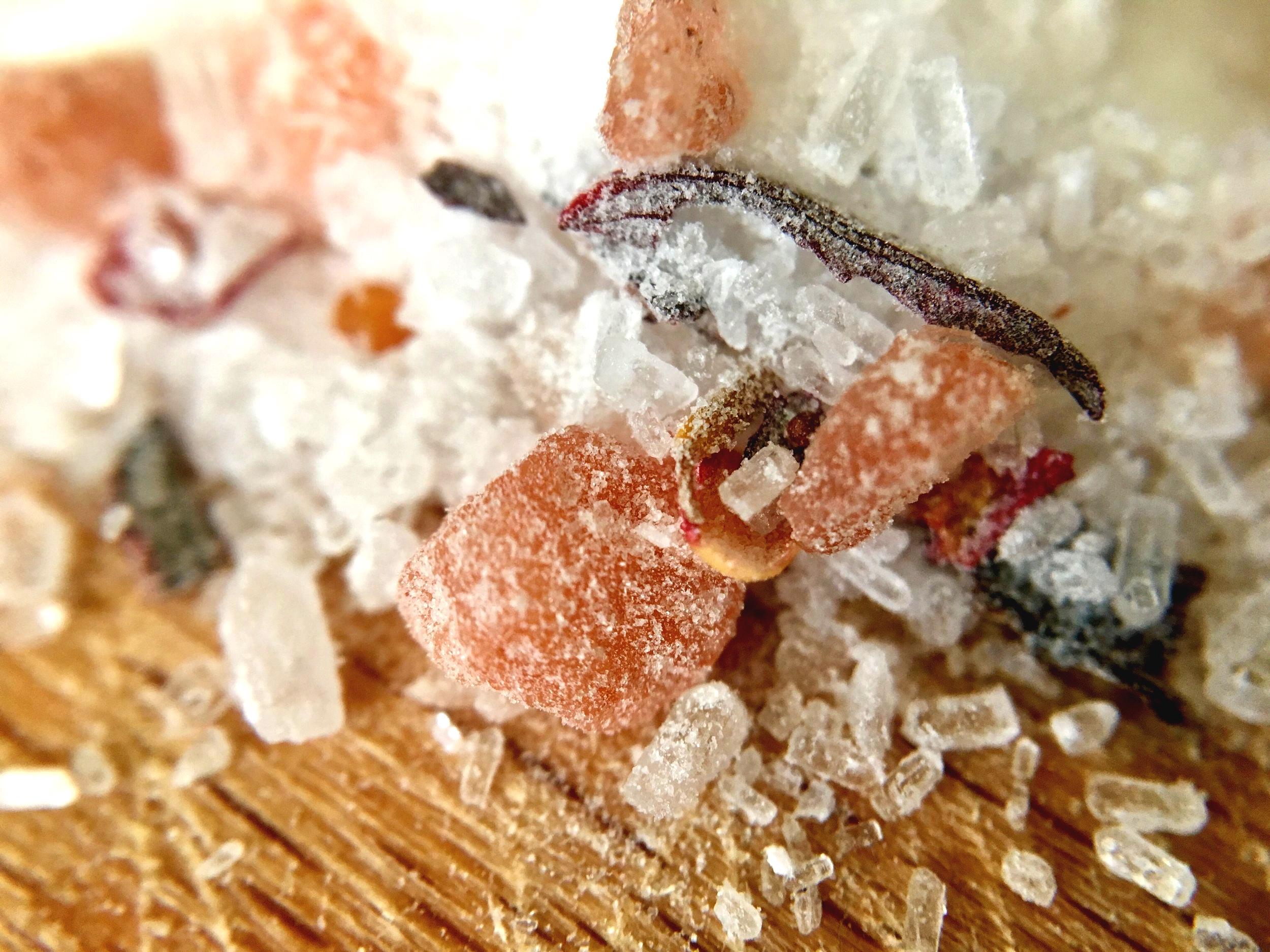 YUMMY SELF-CARE handcrafted SALT SCRUB