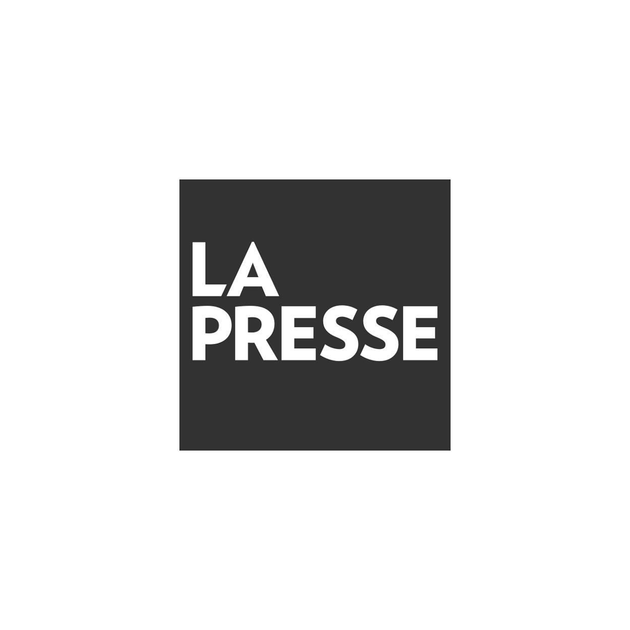 Copy of La Presse