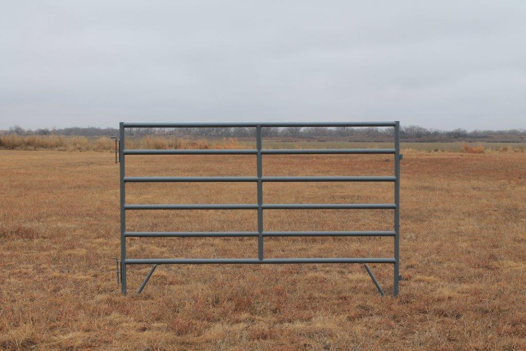 "- We have only one style using 2"", 14-ga tubing. Great on crowding animals going down the lane. We stock 12', 10' and 8' lengths that are 70"" Tall. Custom panels available."