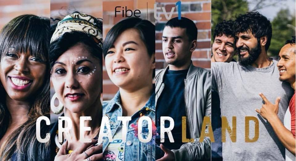 Creatorland (5-part doc-series) Dir. Amen Jafri; Post-Prod. Supervisor Emily Ramsay