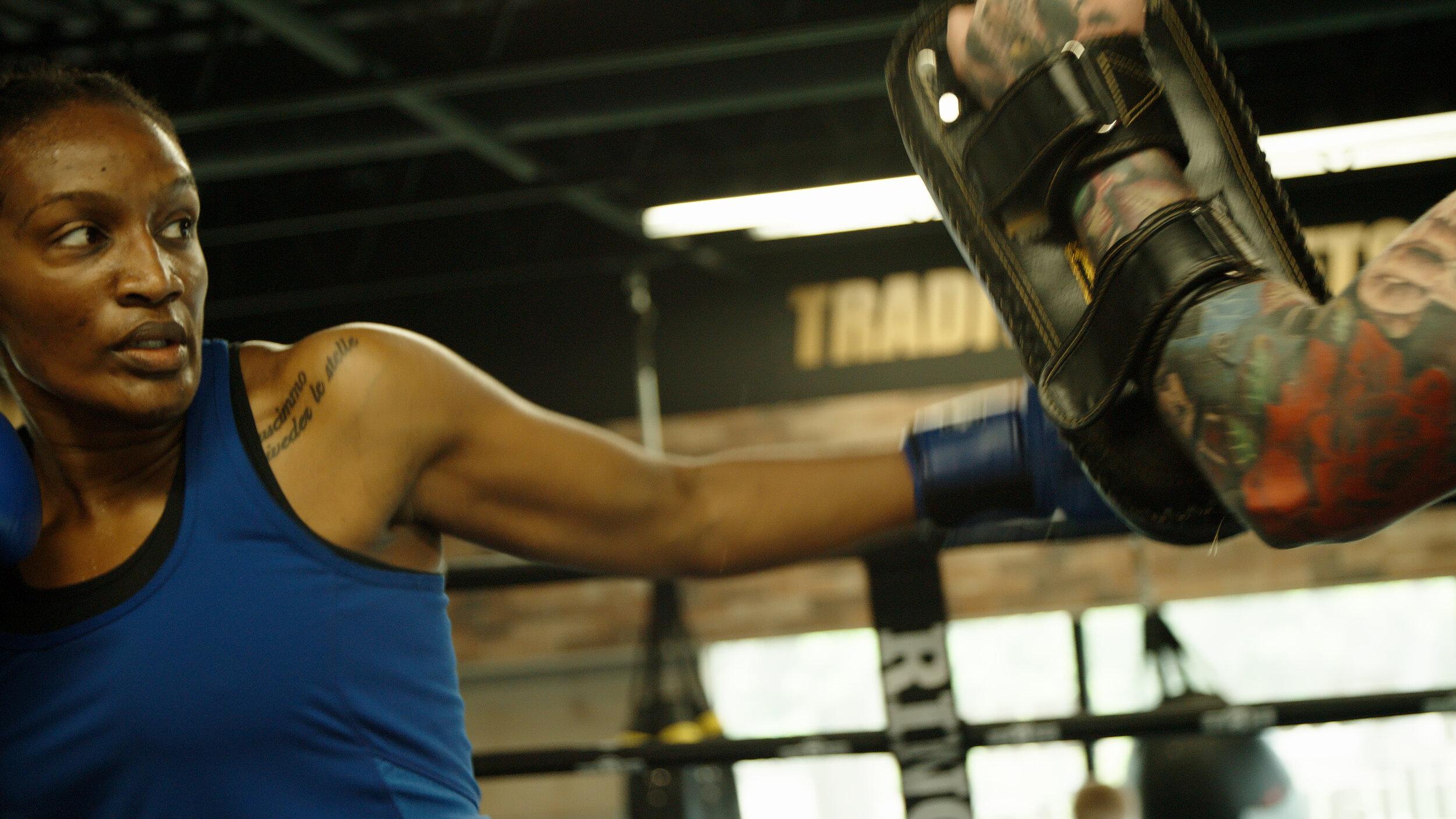 Vs. Women in Combat Sports S01 (6-part doc-series) Prod./Creator Emily Ramsay