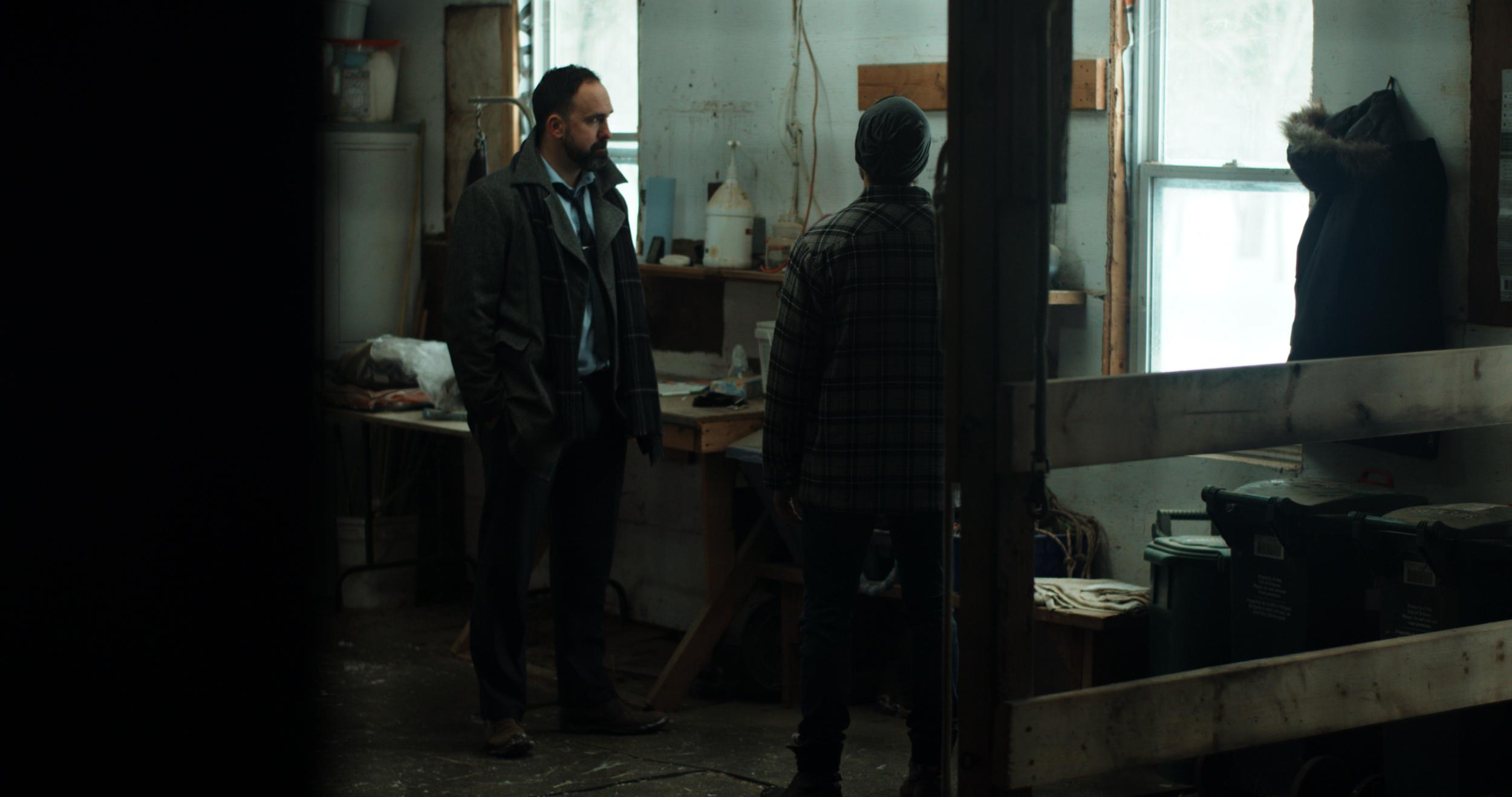The Doe (feature film) Dir. Derek Price, Prod./Writer Emily Ramsay