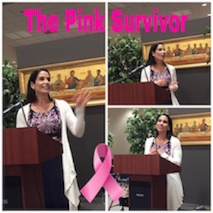 I was honored to be asked by my dear friend, Charmaine Darmour, to share my story at their annual Ladies Tea at St. Michael's Orthodox Church in Van Nuys, CA. Hope you enjoy!!