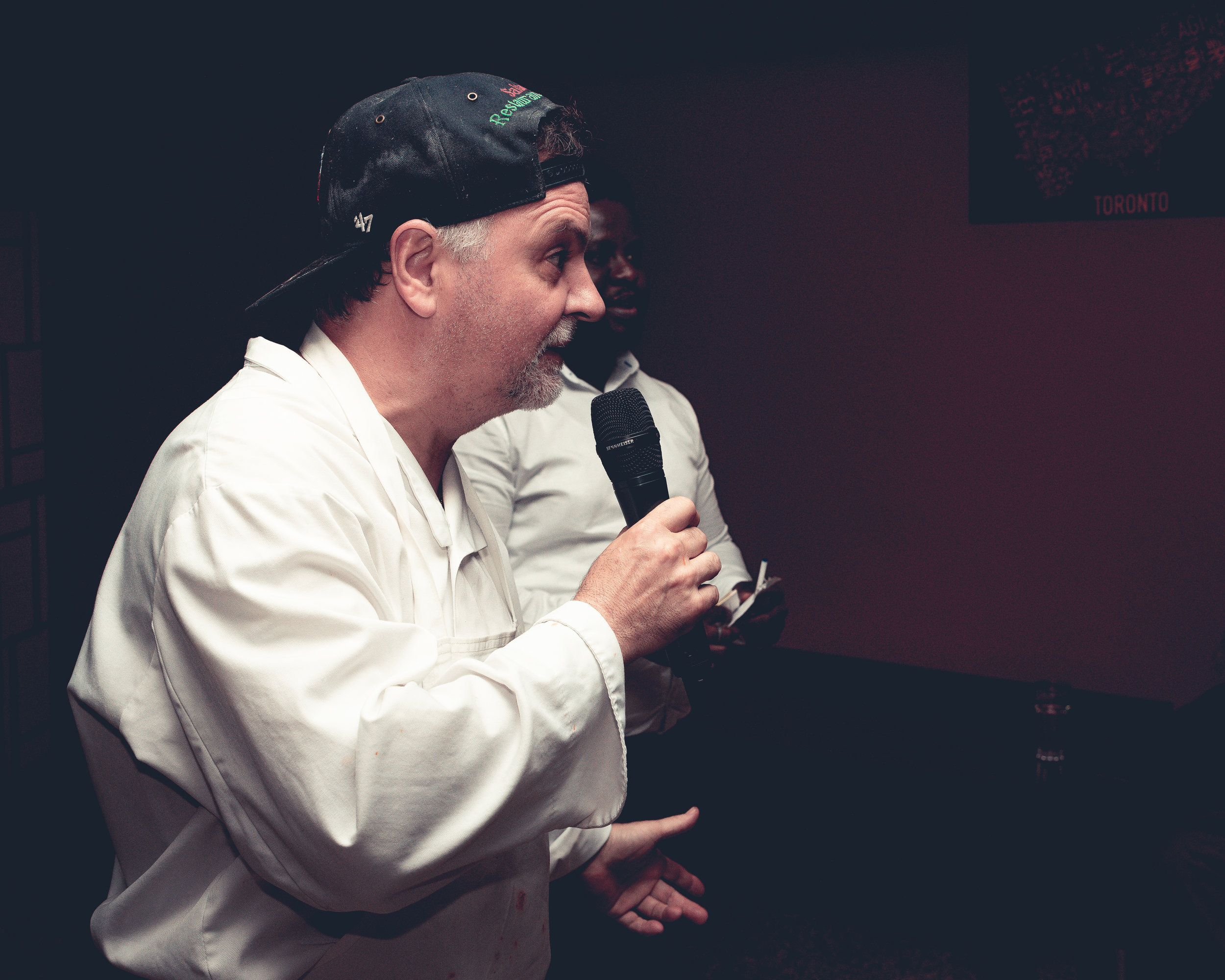Salvatore Spataro - Co-Owner, Salto Restaurant & Bar