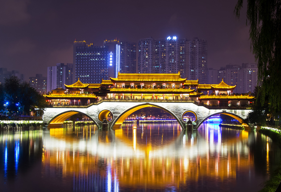 Growing up in Chengdu, - the most laid-back city in China, made me an optimistic and easygoing person.