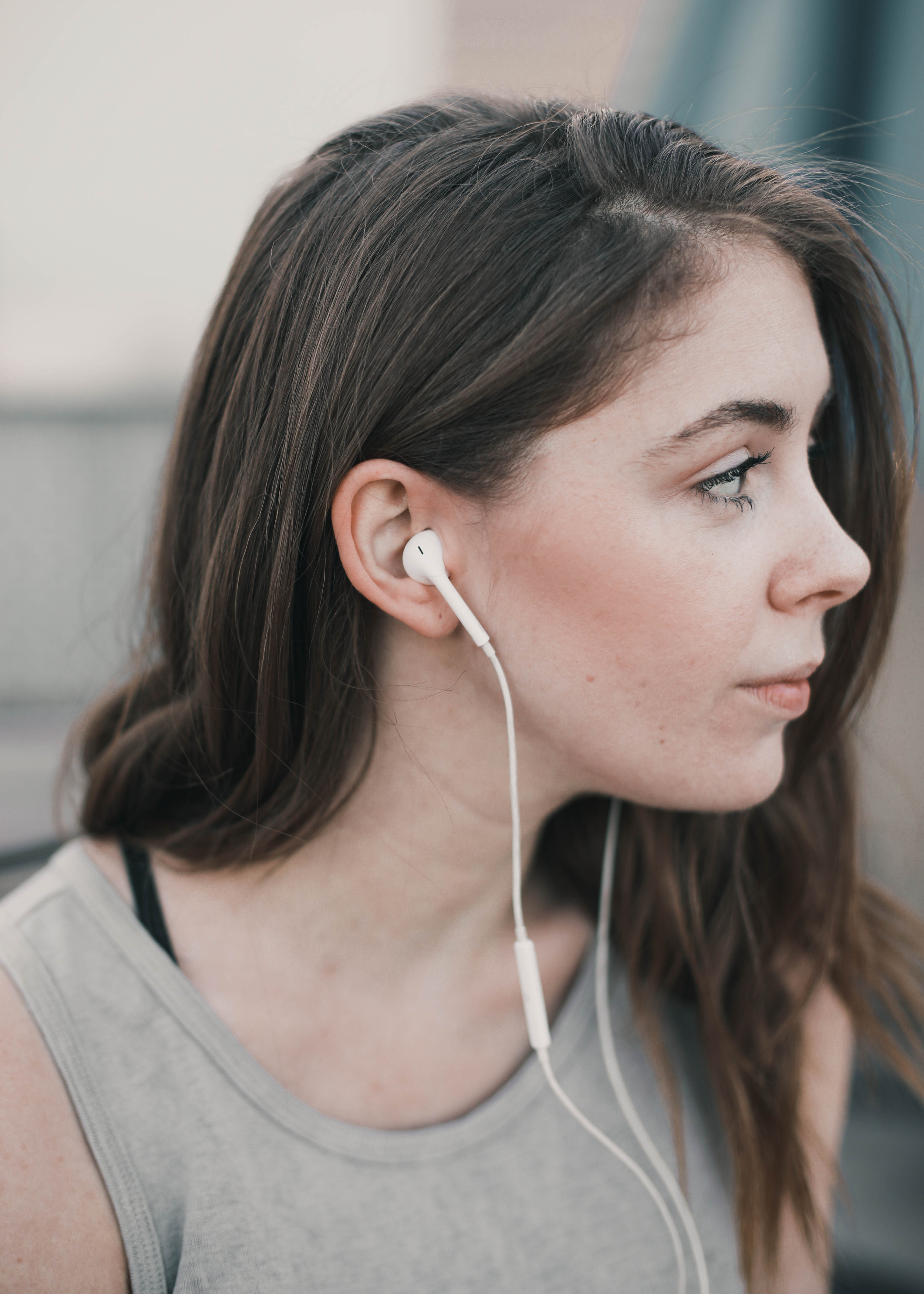 headphones - This one probably seems like a given to you guys, but I thought I would throw it in there anyway. Especially in the world of apple where you need different kinds of headphones for different products, it's worth giving an extra thought to. Make sure you have headphones that work with your phone and your laptop that way you don't have to buy the overpriced airport headphones (I've definitely make that mistake before).Get your headphones here!