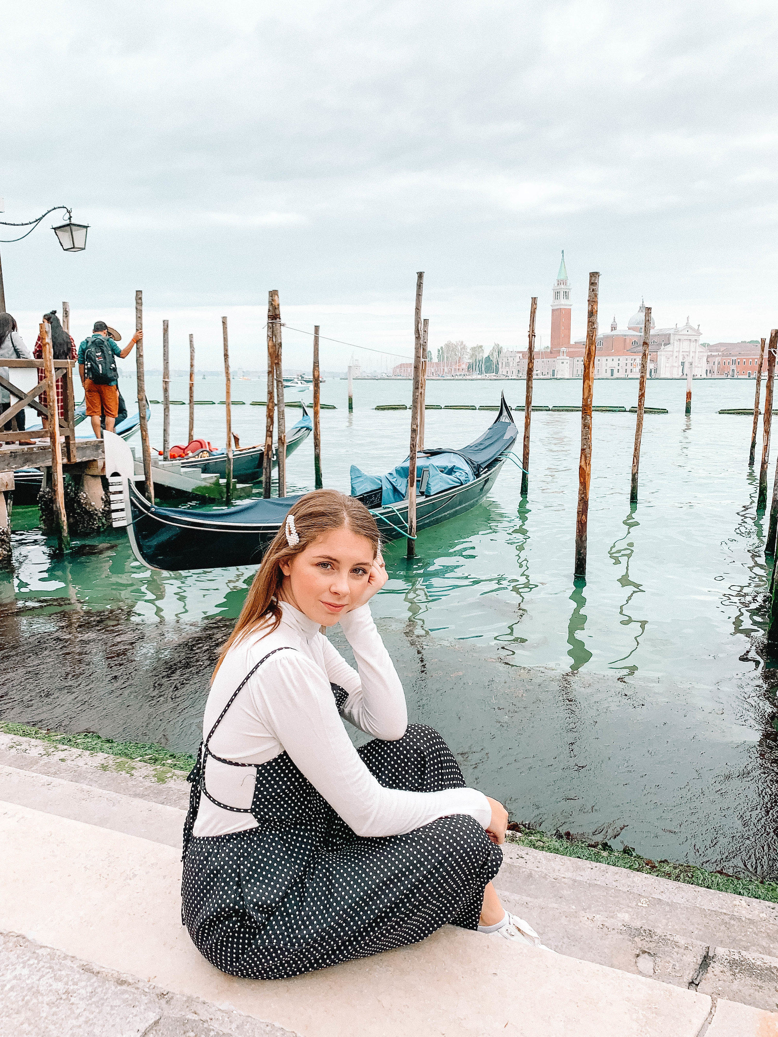- Venice has got to be one of the most beautiful places I've ever been to. The canals rolling through the city were just gorgeous and I loved that there were no cars. It was the perfect first place to visit in Italy because it feels so quintessential.