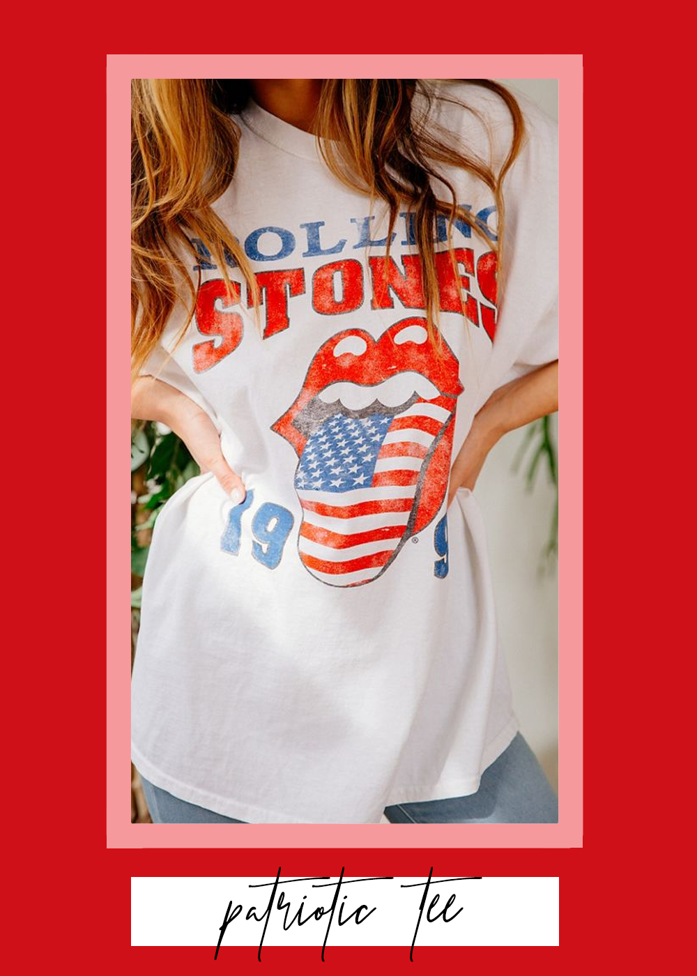 007. - Rolling Stones Tee // $39Urban Outfitters