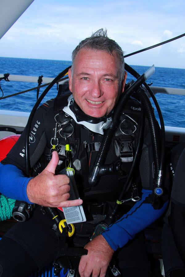 Peter Thomson IDC candidate