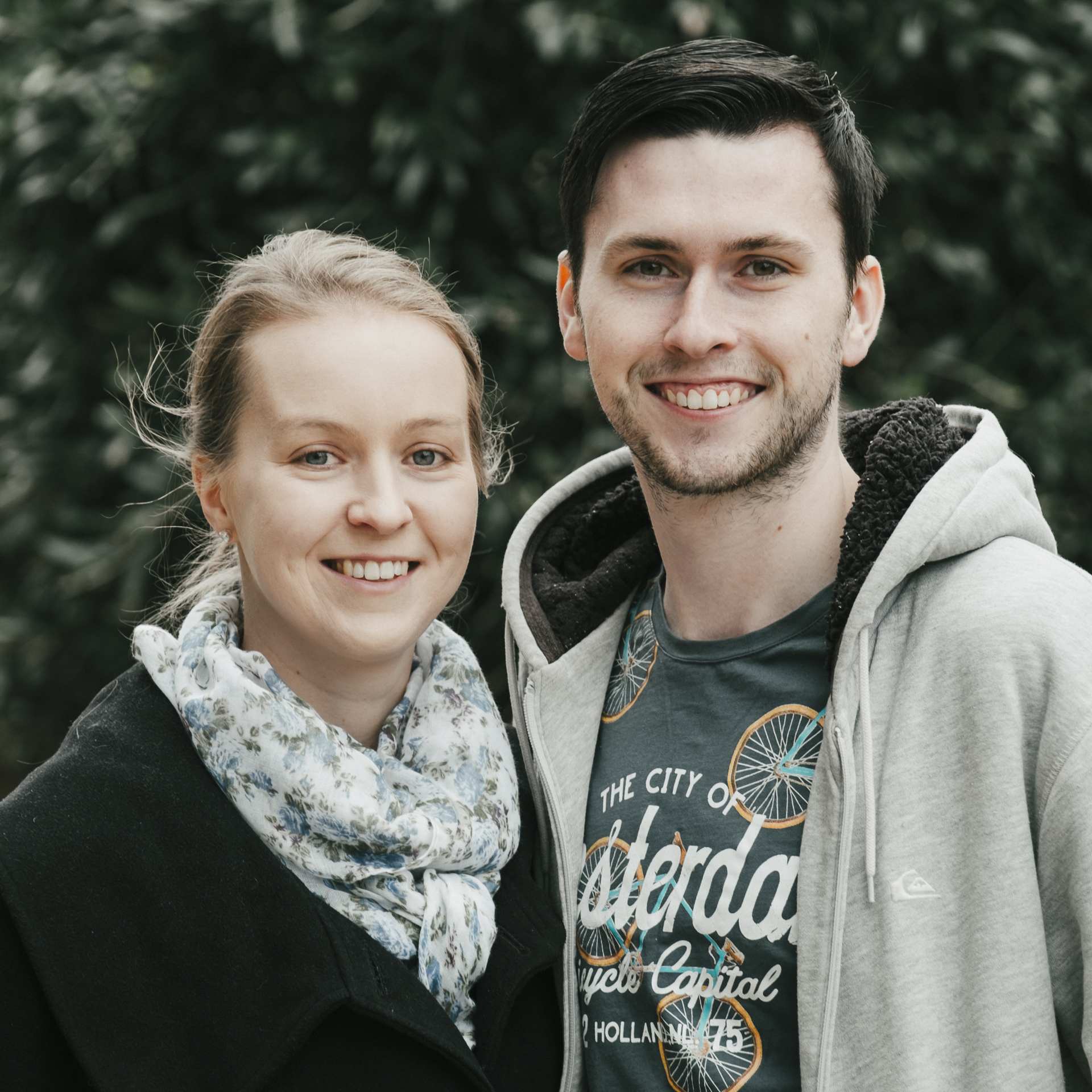 Jacob & Hayley Snook   Jacob and Hayley lead one of our Connect Groups as well as 4 Twelve, our Friday evening program specifically for those aged 13-25.  Hayley is also a gifted administrator who runs many of our events locally and assists nationally as required.