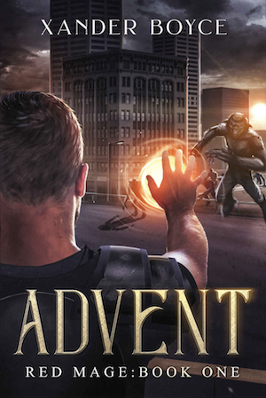 At number 7 best LitRPG:  Advent  by Xander Boyce