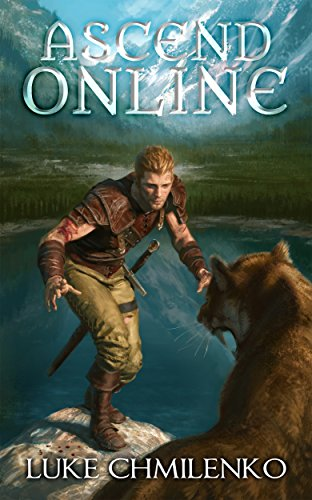 At number 3 best LitRPG:  Ascend Online  by Luke Chmilenko