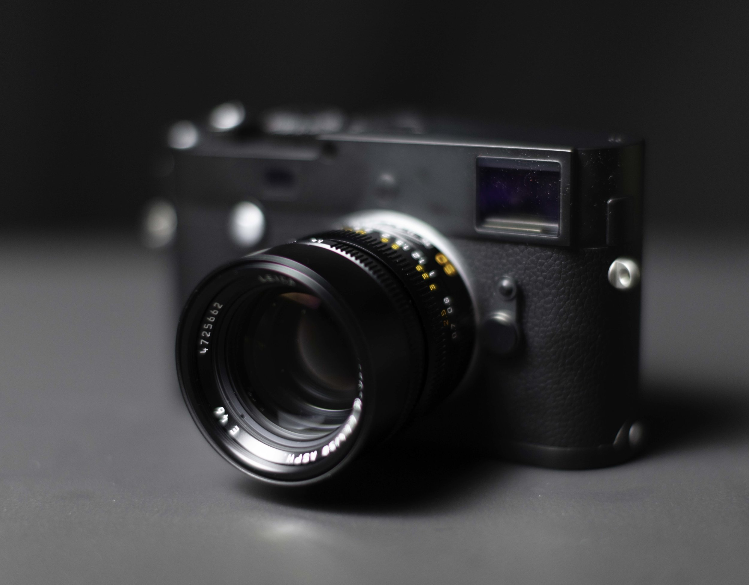 Leica - M Monochrom (Typ246)