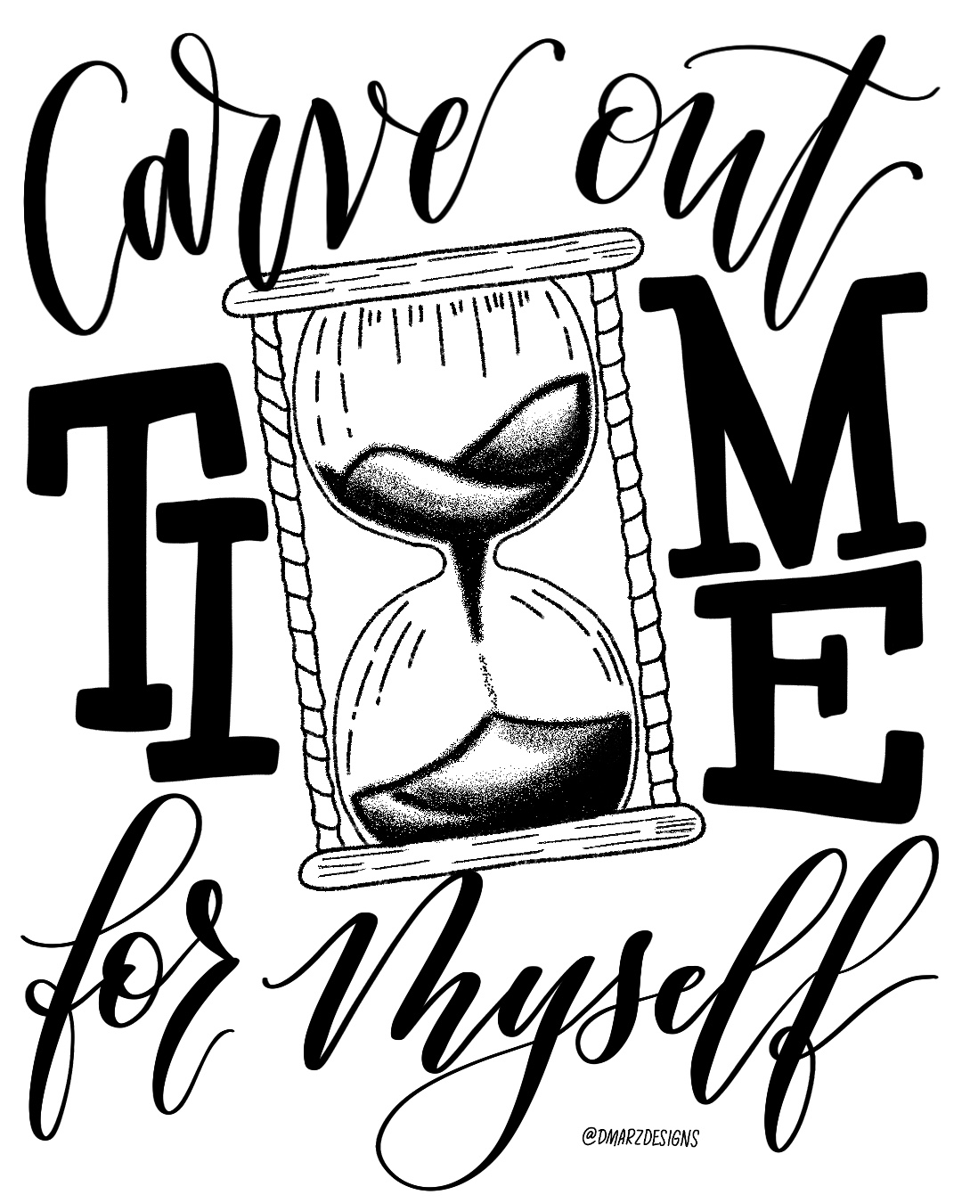 Carve Out Time For Myself - Version 2