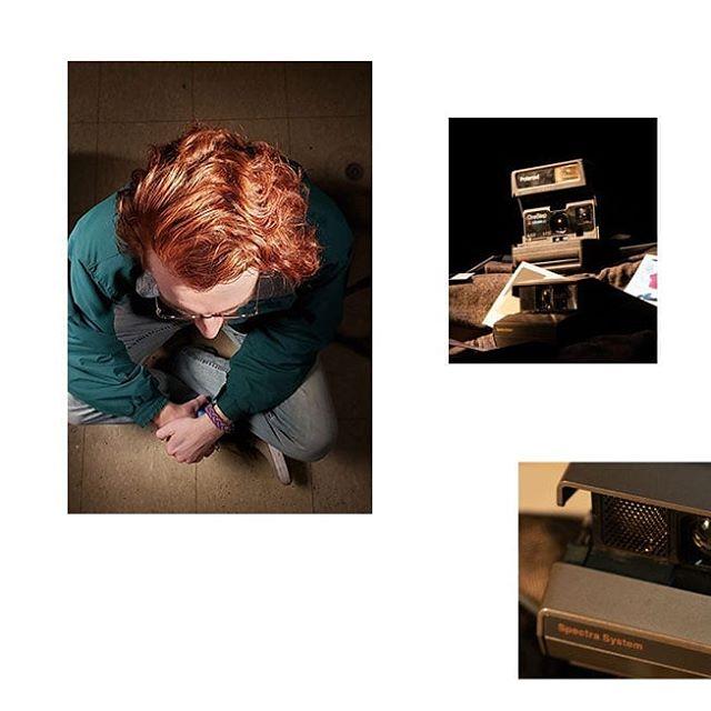 Crouth . . . . . . . #theimaged #artistsoninstagram #visualambassadors #portraitphotography #ritphoto #studiophotography #polaroid #polaroidspectrasystem