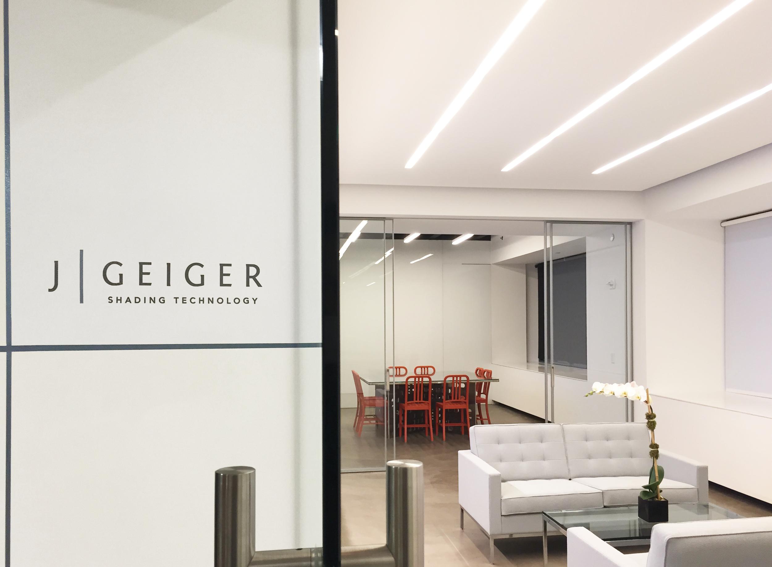 J Geiger Window Shades New York