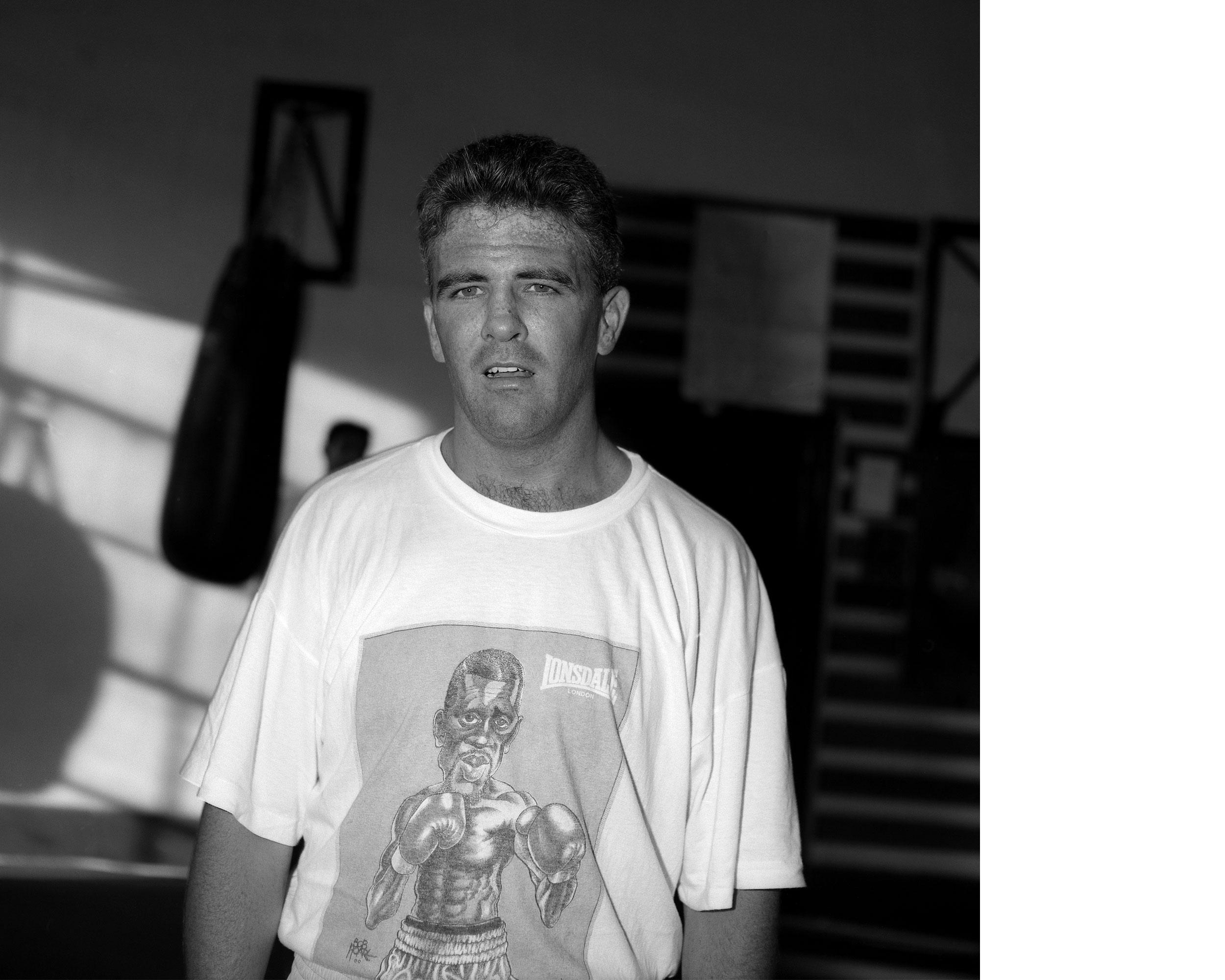 Birmingham City Boxing Club, Digbeth (1994)