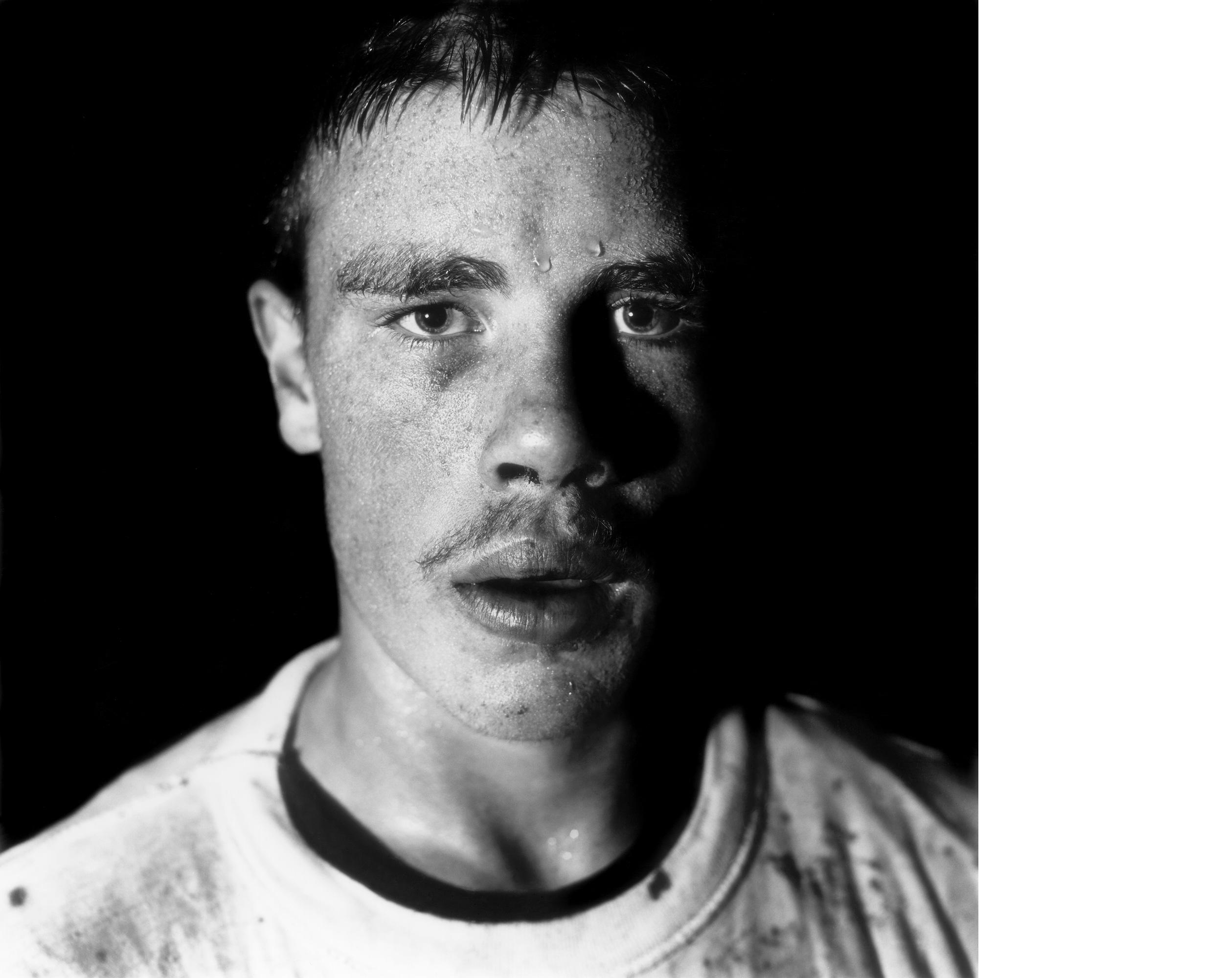 Small Heath Boxing Club, Digbeth, Birmingham (1995)