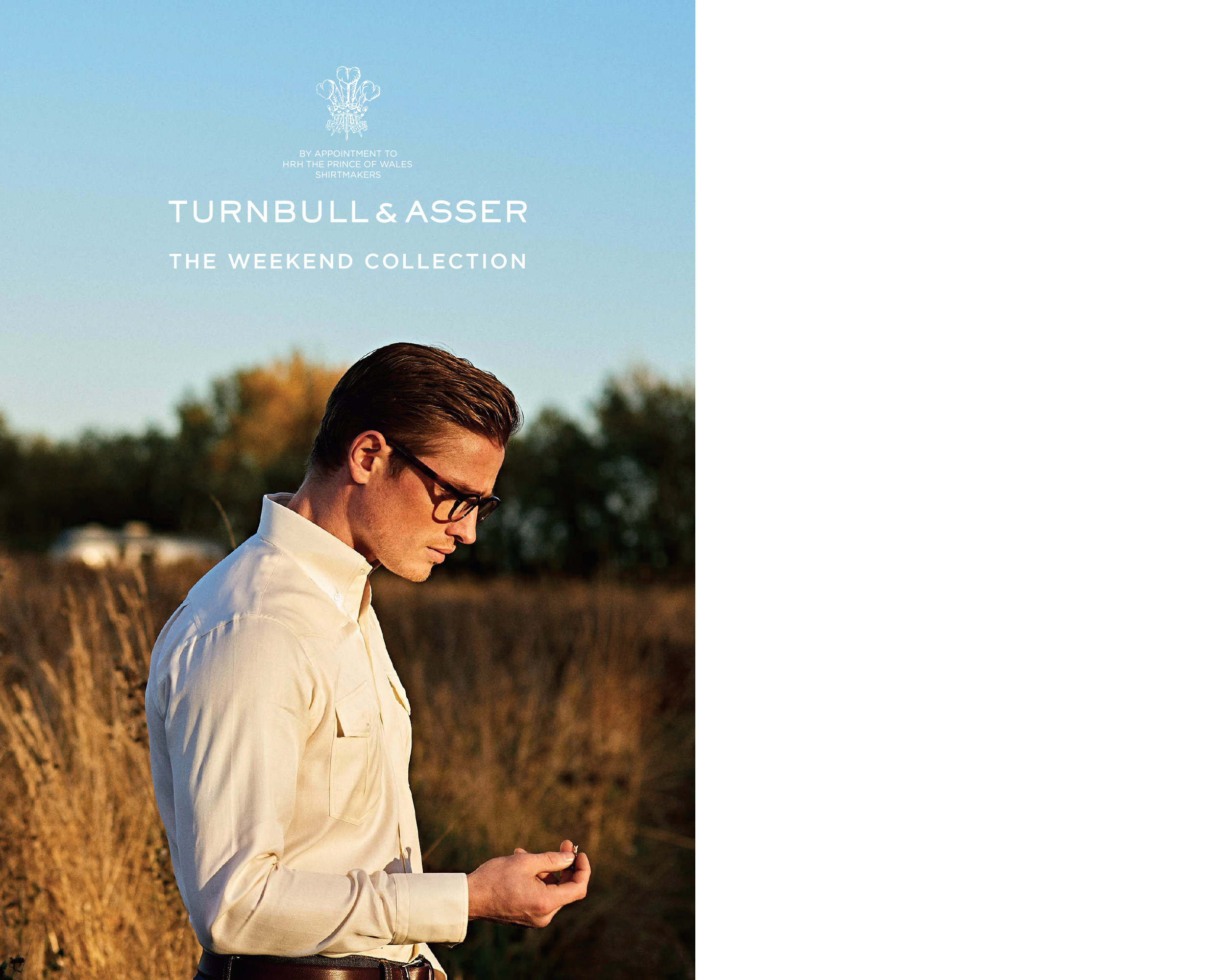 Turnbull & Asser, Weekend Collection Campaign
