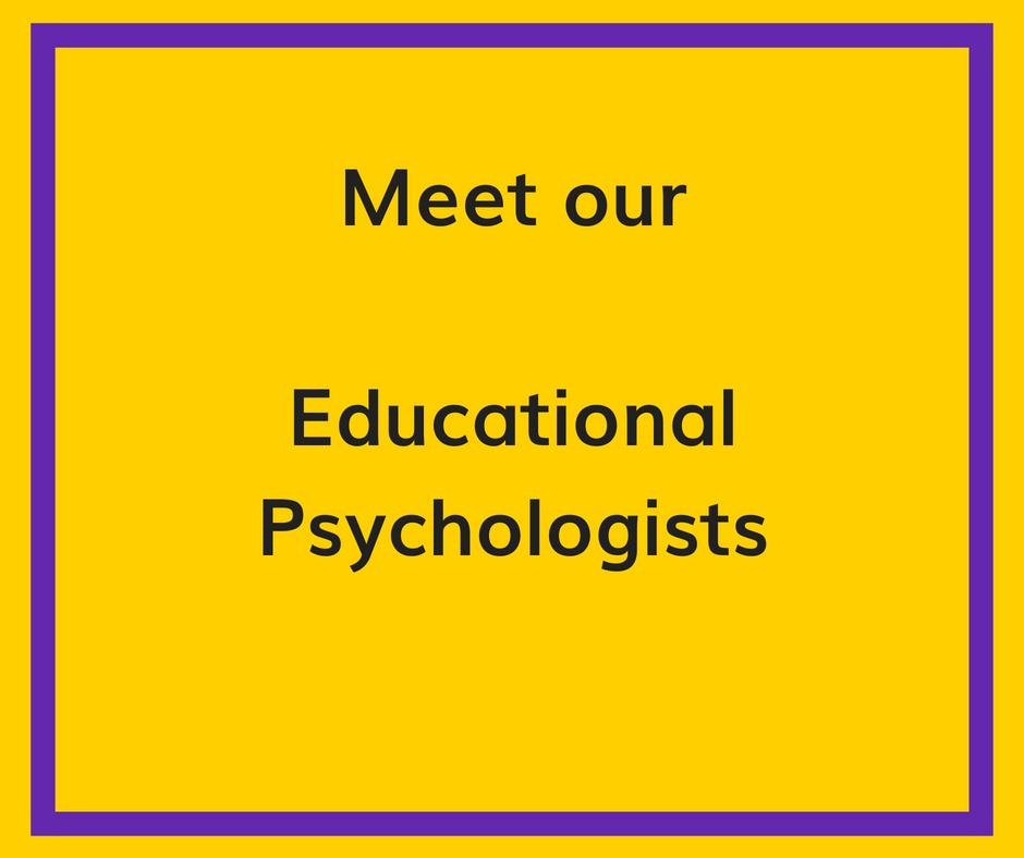 Meet our educational psychologists