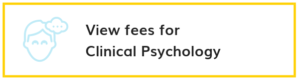 Fees for Clinical Psychology