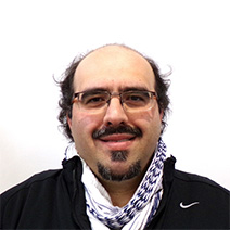 Dr. Mohsen Omrani, MD, PhD - Co-founder and Vice-President