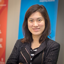 Luyao Wang, MIB - Marketing, Sales, and Data Associate