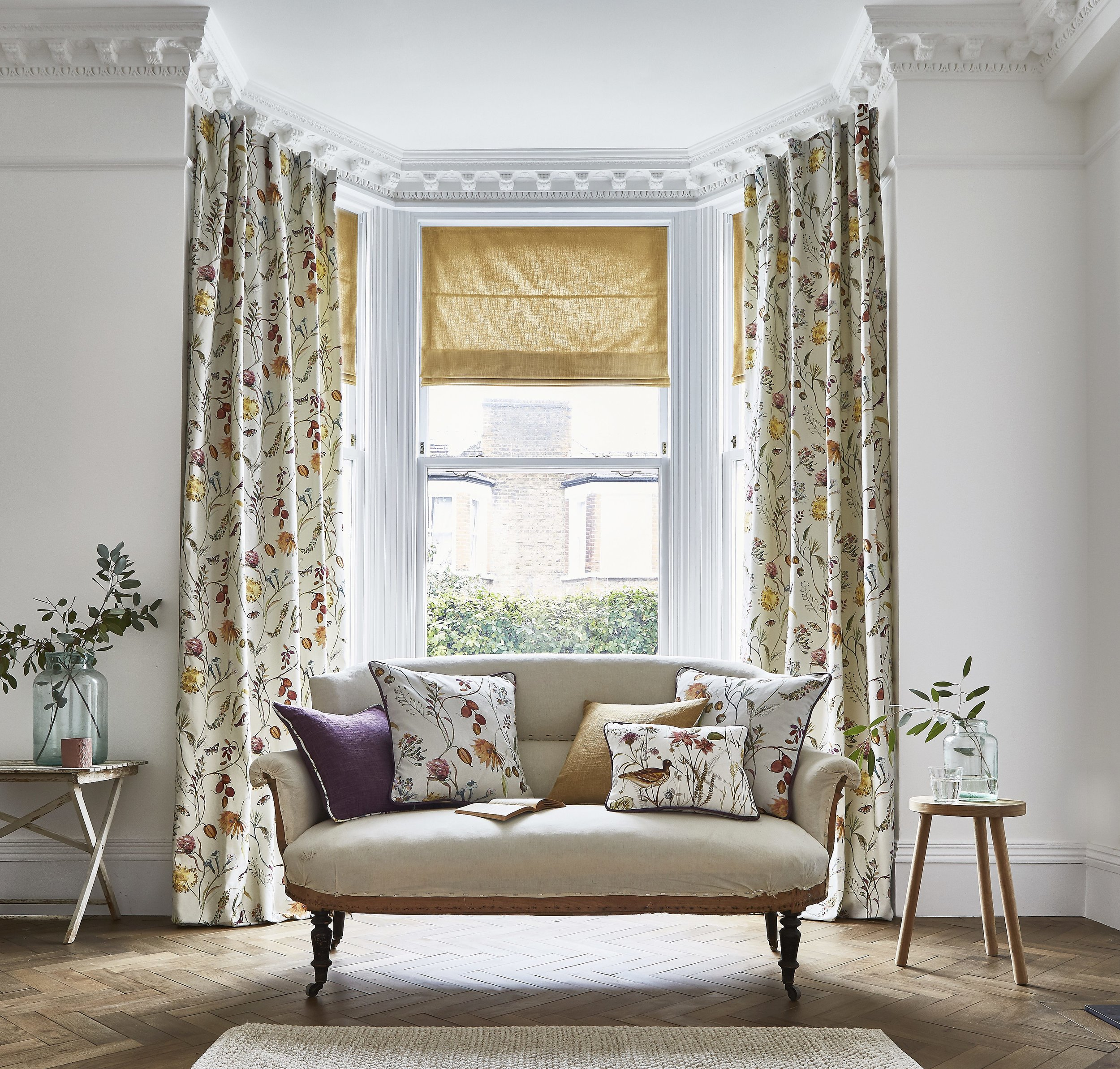 Hand Made Curtains & Blinds   Discover More