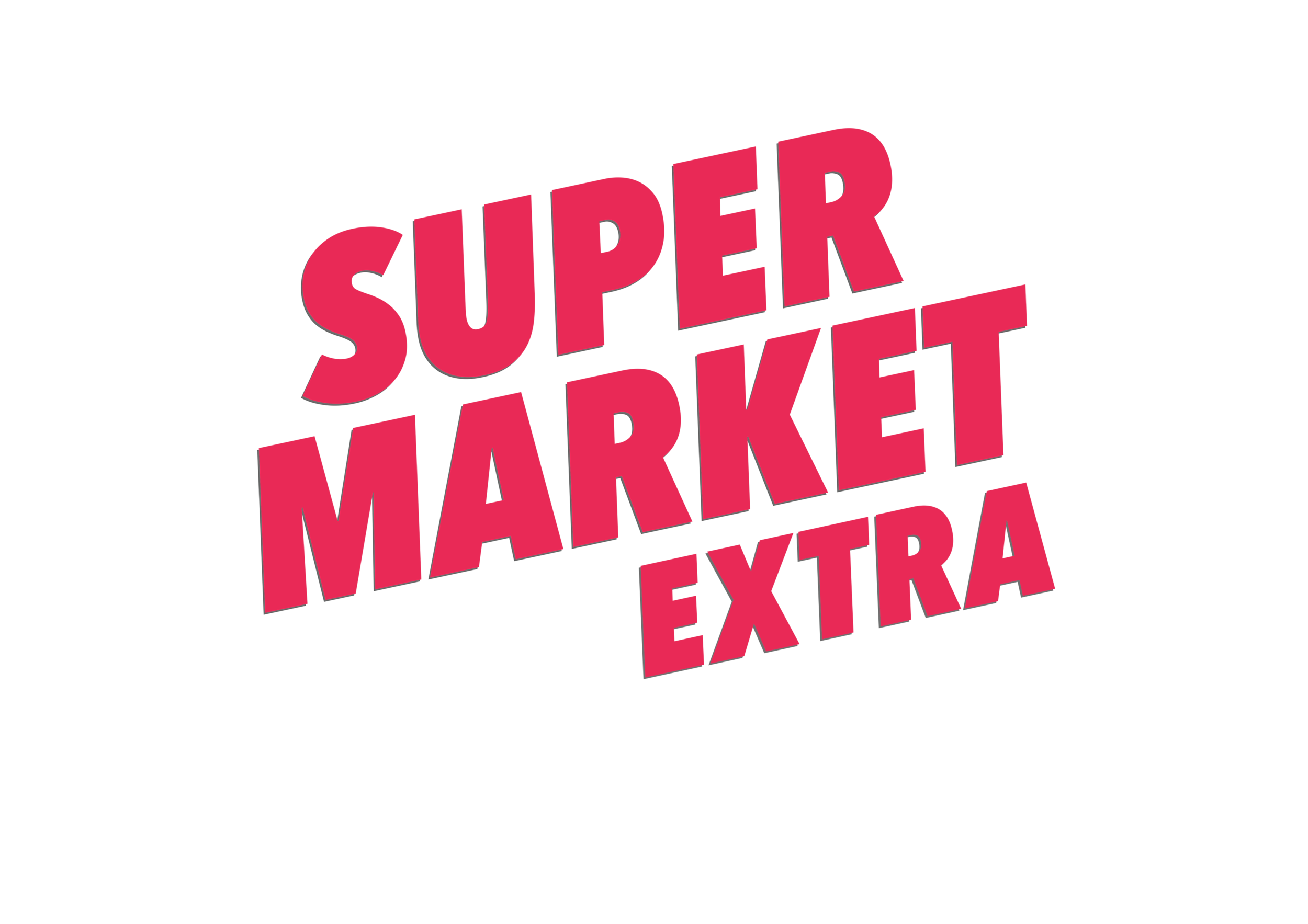 Supermarket Extra - Glasgow's popular Super Market is joining us for the festive period. Expect a selection of independent designers in fashion, art, ceramics, streetwear, jewellery, food products and a small selection of vintage items.