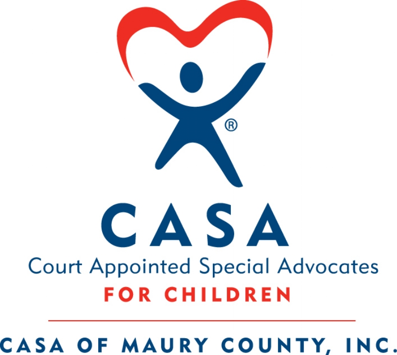 CASA of Maury County, Inc. is very thankful for the grant funding from United Way and appreciates the ongoing support of United Way and the entire community!    The funds which CASA has been granted for the coming fiscal year will be used towards a portion of the salary of the recently hired Volunteer Advocate Coordinator and the restructuring of the CASA Volunteer Advocate Training curriculum and overall program for CASA Volunteers.          www.casaofmaurycounty.org