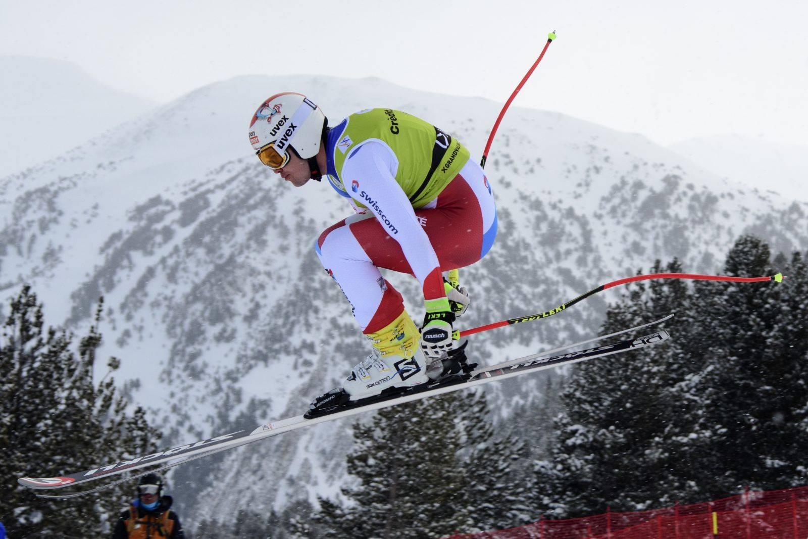 Europacupabfahrt Andorra