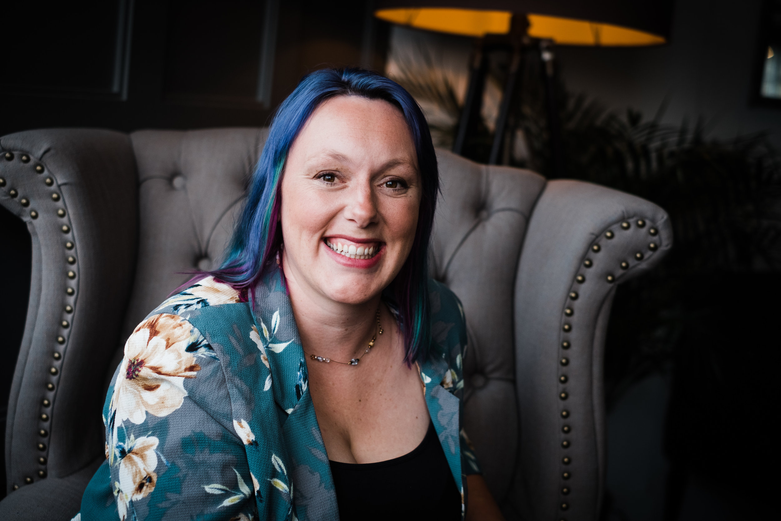 Hazel Parsons - After beginning her own journey as a self employed business woman in 2013, Hazel Parsons is now not only the award winning owner of Hazel Parsons Consultancy but also the Founder of The Wedding Venue Academy & the WedMeetupUK networking events.