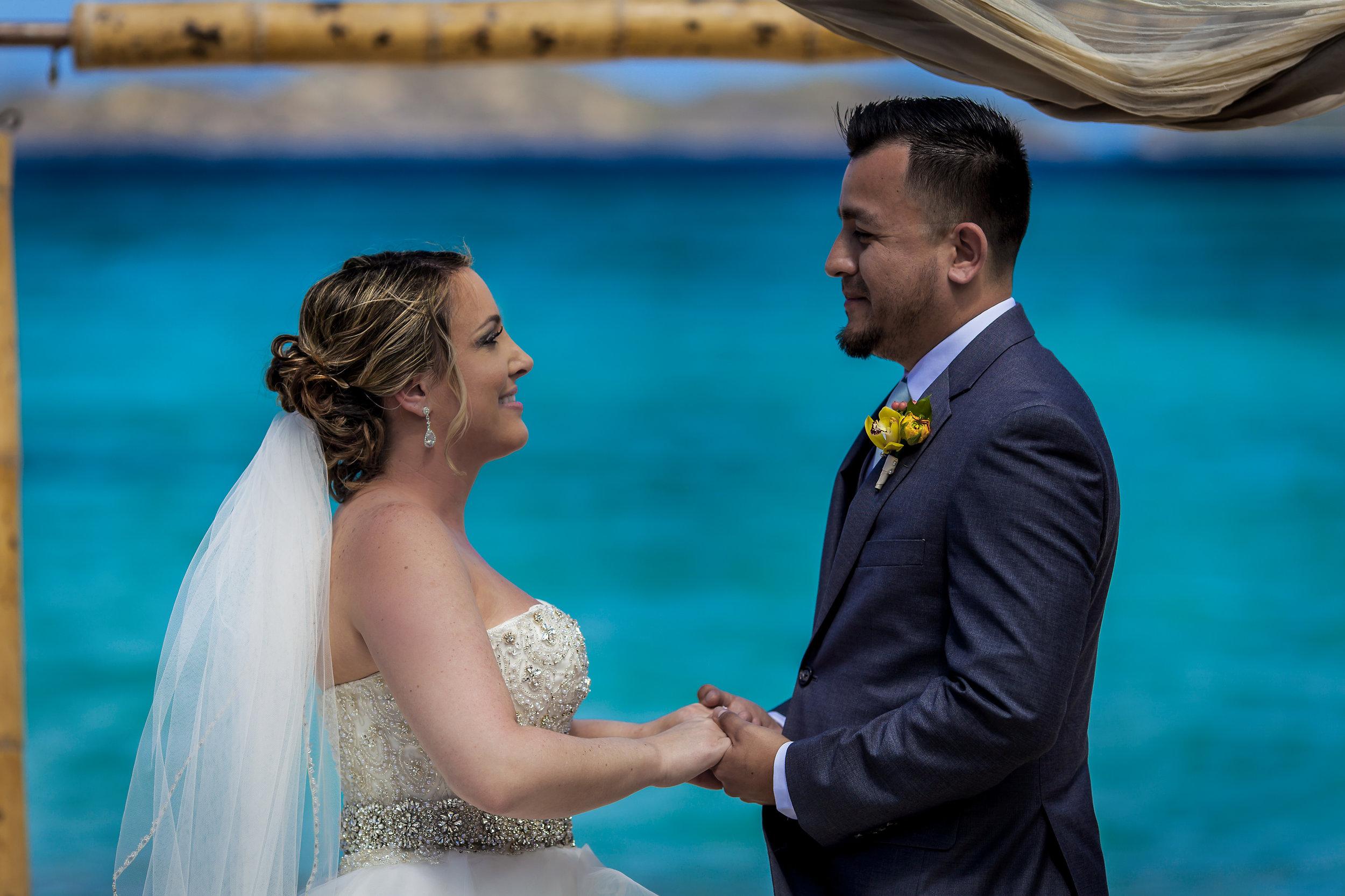 St. Thomas Destination Wedding - Eleny + Enrique