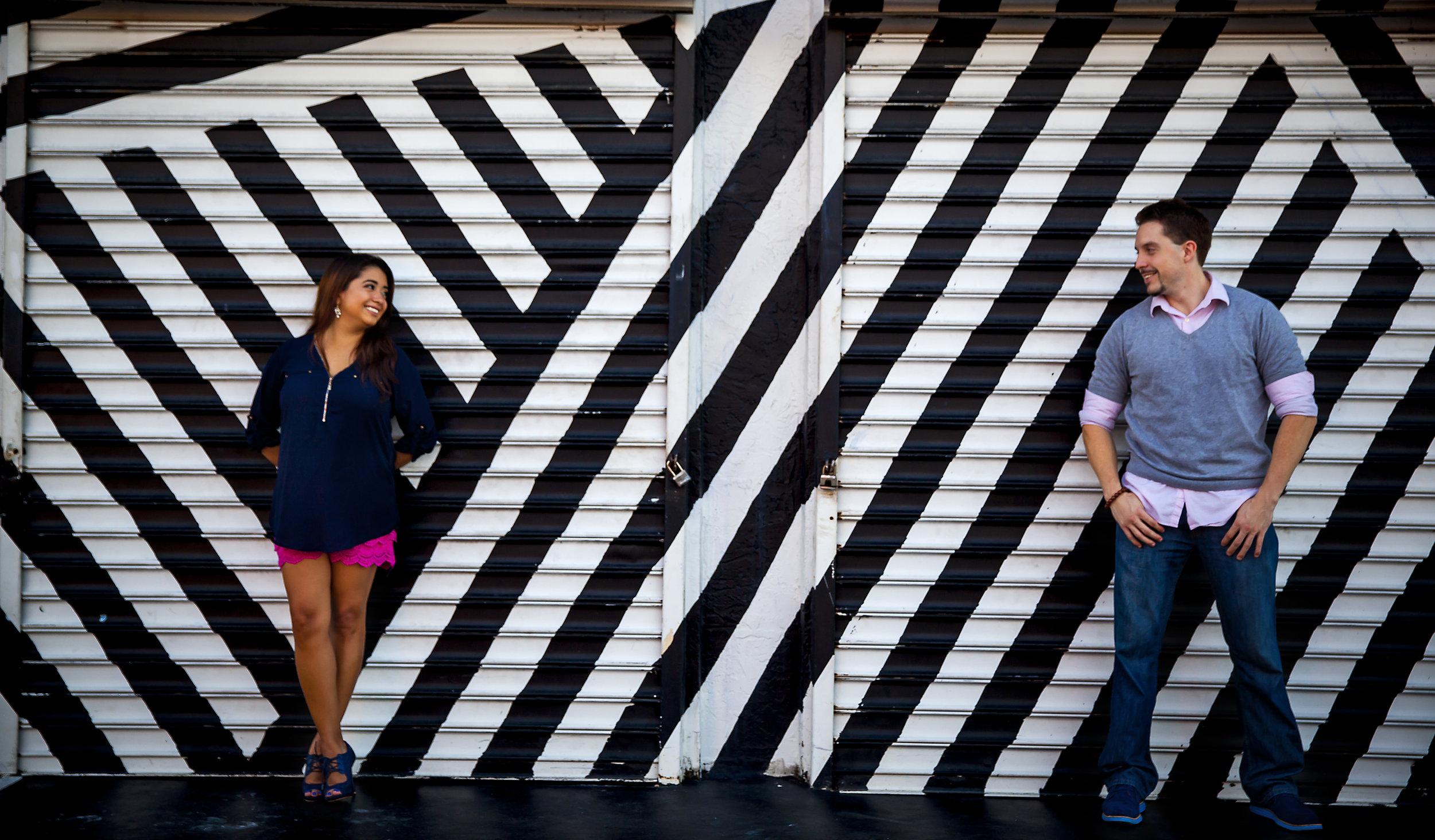 Wynwood Engagement - Reyna + John