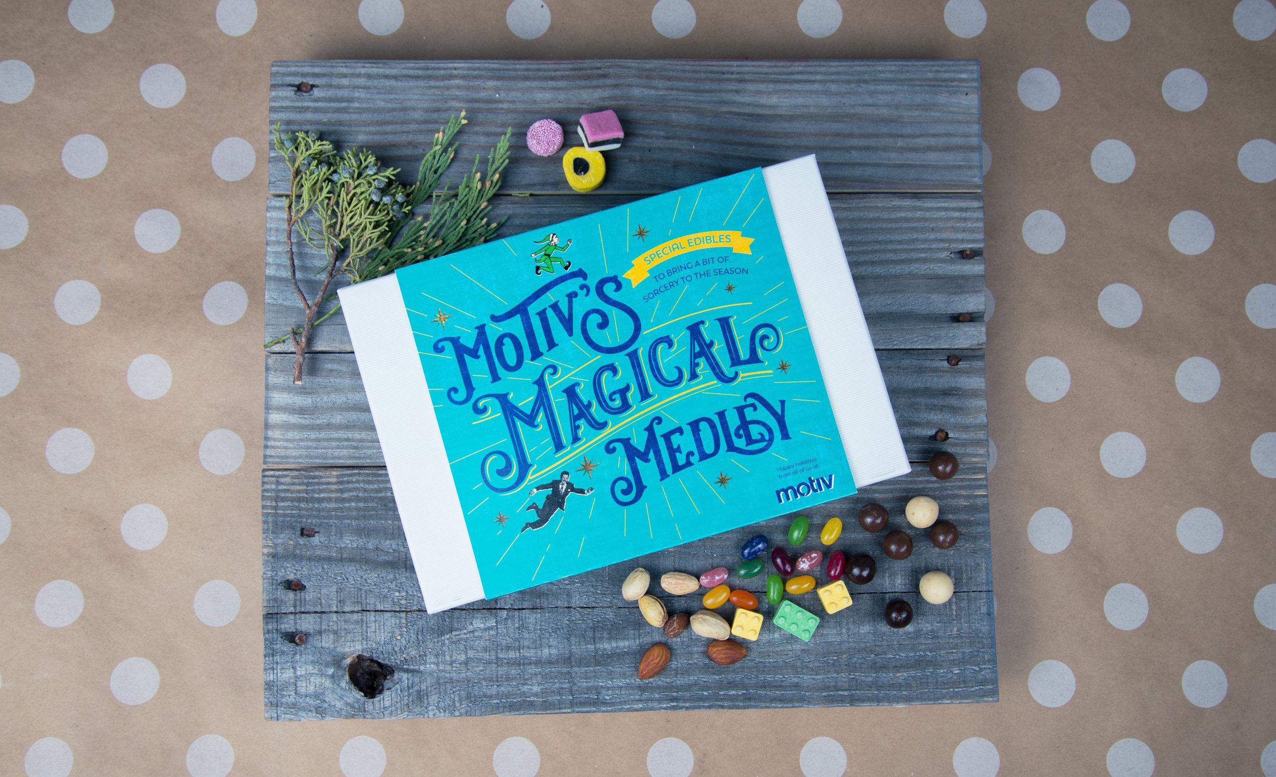 Motiv's Magical Medley