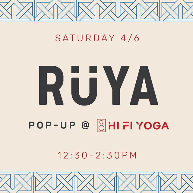 "FLOW & JO THIS SATURDAY- Get your flow on & have your cup of jo too 🧘‍♀️☕️ Grab a ticket on @hifiyoga website & click on ""workshops"" (link in bio). Thank you for inviting us, HI-FI yoga #coffeeandculture"