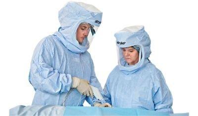 Hoods used by orthopedic surgeons