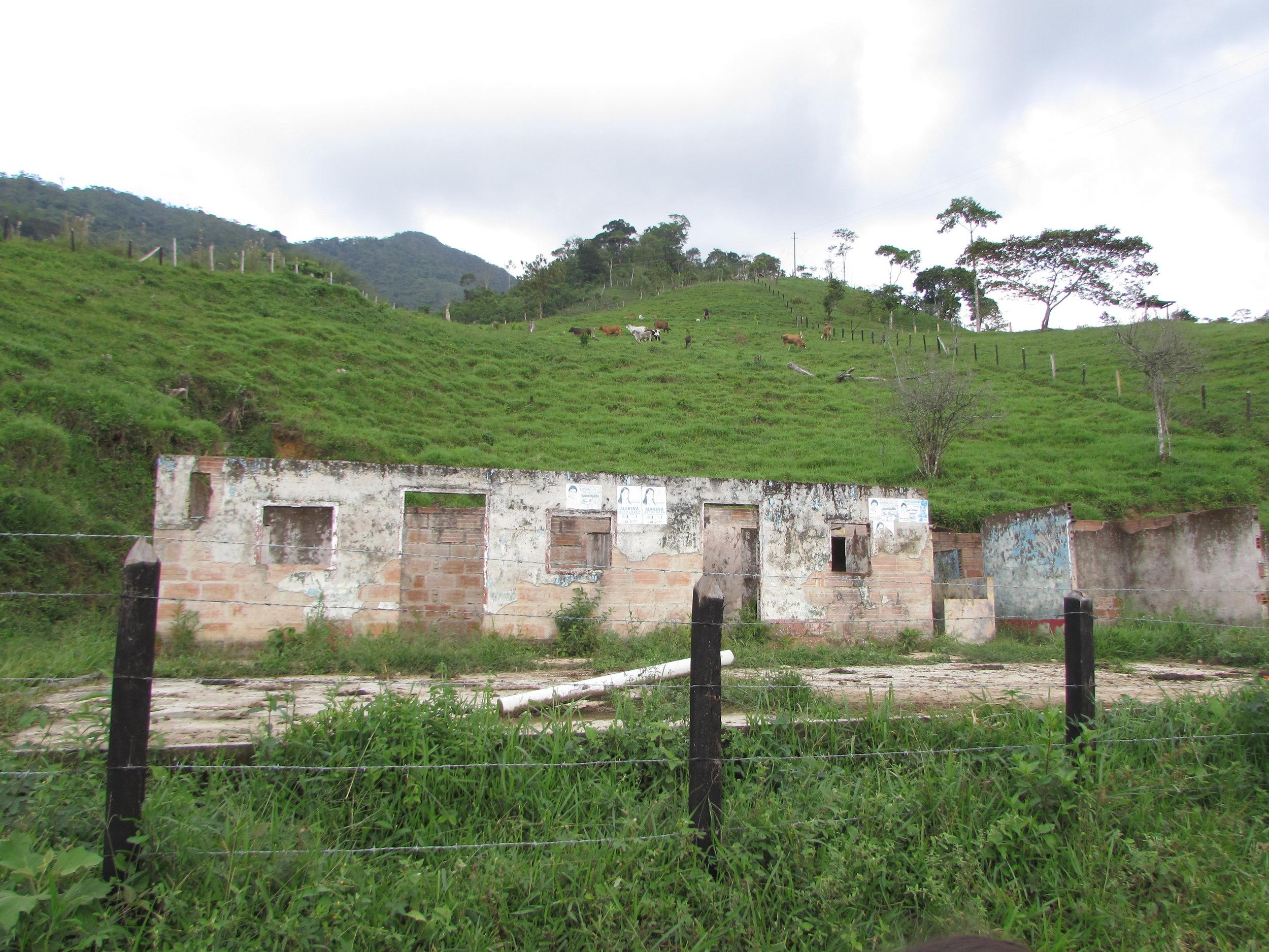 Leftover homes