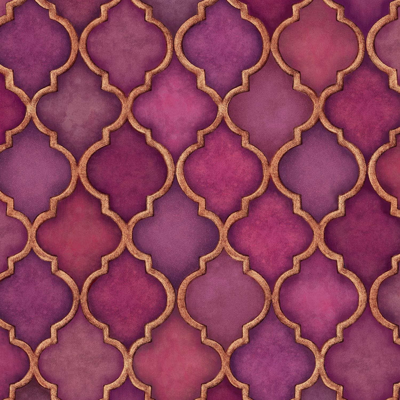 Purple Morocco
