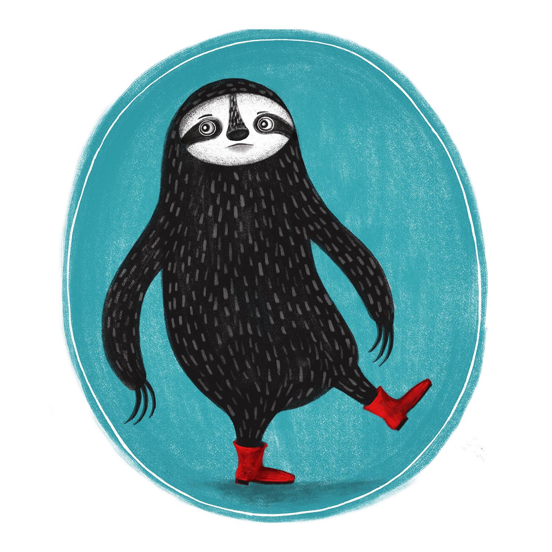 I Sloth You